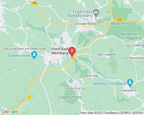 Google Karte von Rohrreinigung Horn Bad Meinberg