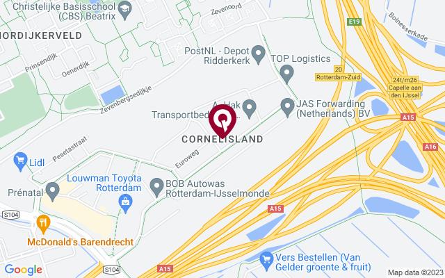 Cornelisland, Ridderkerk