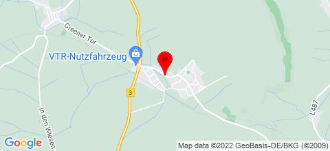 Google Map für Haus Naensen