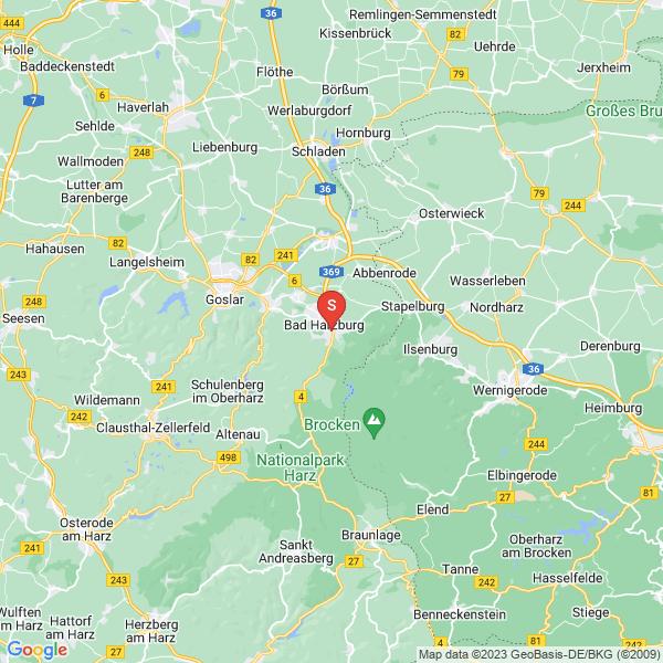 SKYROPE - HOCHSEILPARK BAD HARZBURG
