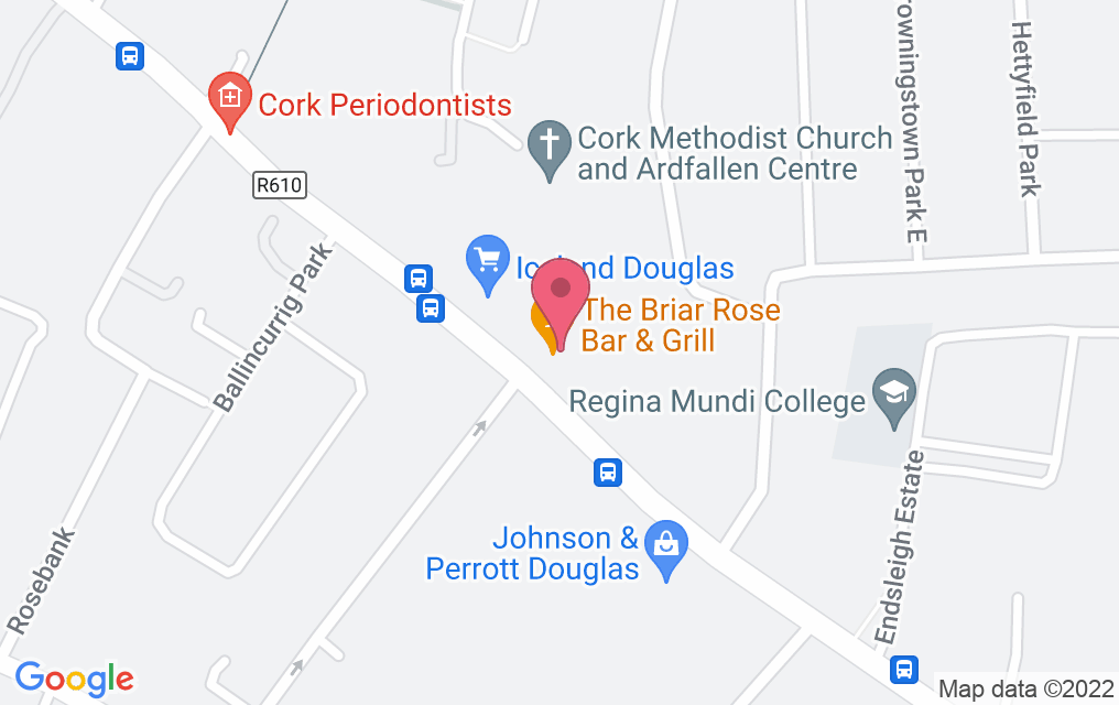 Get directions to Briar Rose Bar & Grill