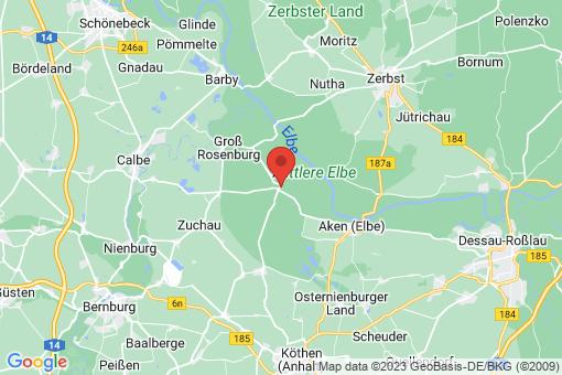 Karte Lödderitz