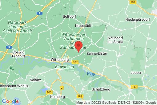 Karte Abtsdorf