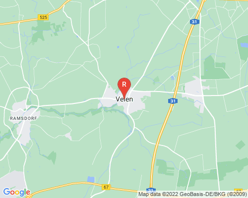 Google Karte von Rohrreinigung Velen
