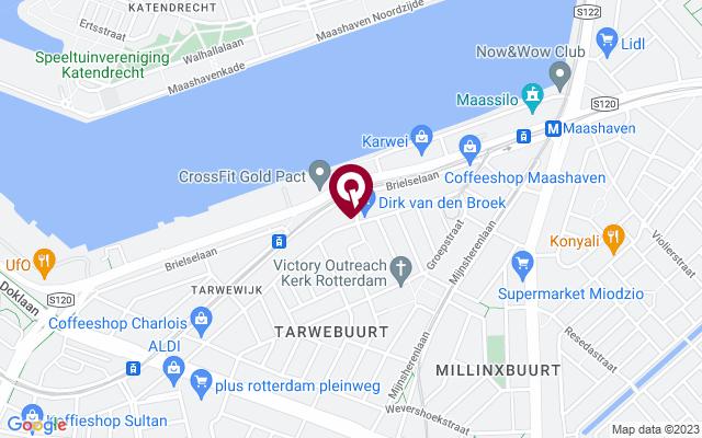 Hellevoetstraat 63, Rotterdam