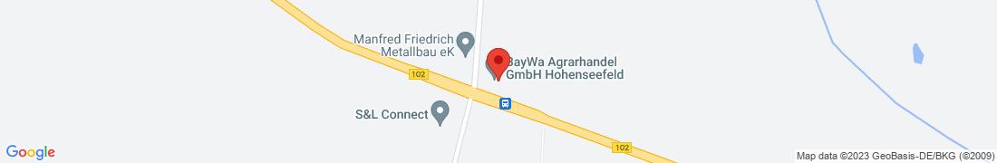 BayWa Agrar Hohenseefeld Anfahrt