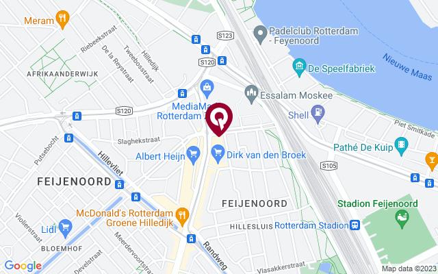 Slaghekstraat 52 B, Rotterdam
