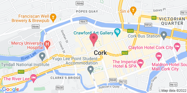 Get directions to Cornstore - Cork