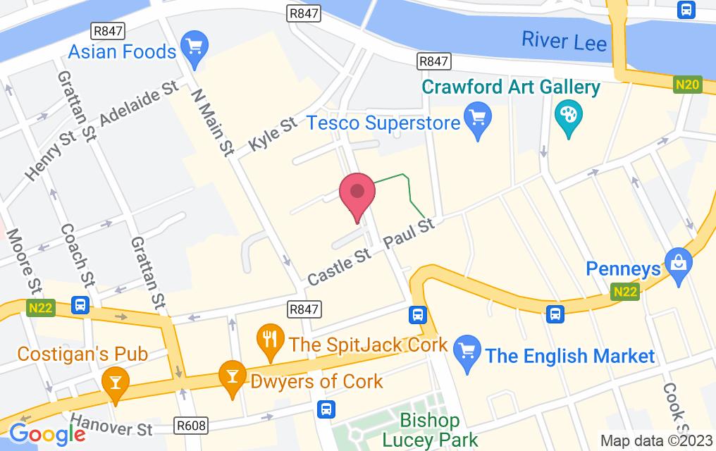 Get directions to Cornstore
