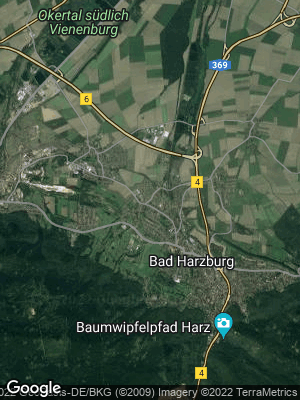 Google Map of Schlewecke