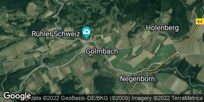 Google Map of Golmbach