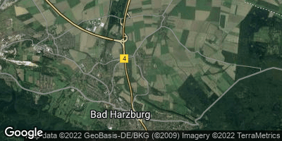 Google Map of Bad Harzburg
