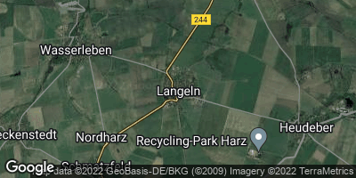 Google Map of Langeln