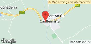 Map of Village Florist at Main Street, Castlemartyr, Cork