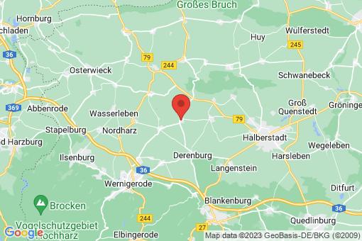 Karte Danstedt