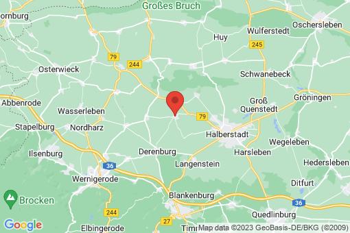 Karte Ströbeck