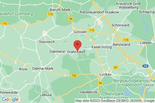 Karte Drahnsdorf