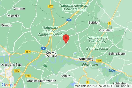 Karte Möllensdorf