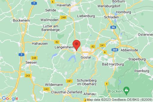 Karte Langelsheim