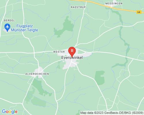 Google Karte von Rohrreinigung Everswinkel