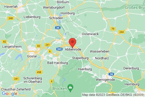 Karte Abbenrode