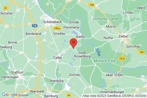 Karte Tornitz