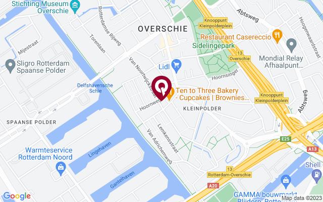 Van Noortwijckstraat 36, Rotterdam