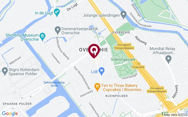 Burgemeester Baumannlaan 144 -146a, Rotterdam