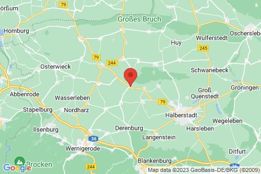 Karte Athenstedt