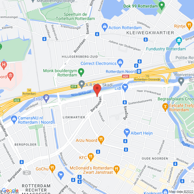 Gordelweg 70 B, 70 C en 71 A