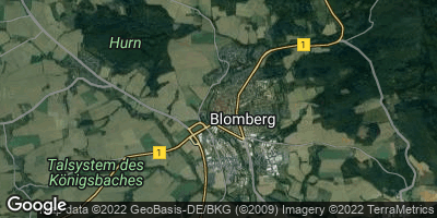 Google Map of Blomberg