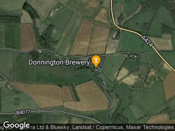 Donnington Trout Farm