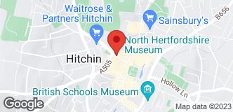 Halfords Hitchin location