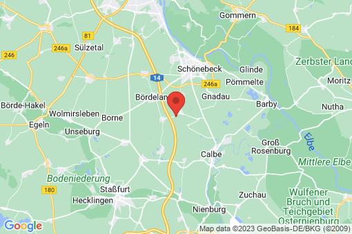 Karte Großmühlingen