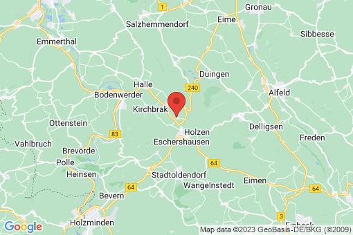 Karte Lüerdissen