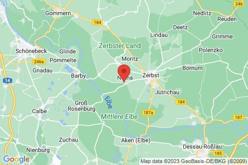 Karte Hohenlepte