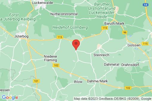 Karte Wahlsdorf