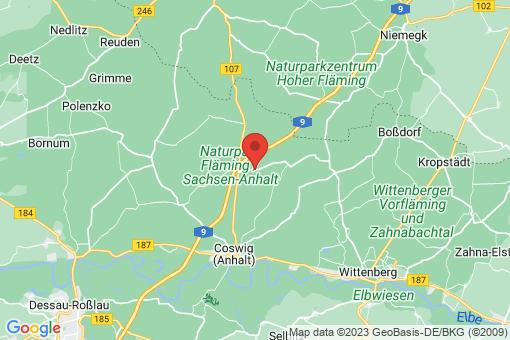 Karte Köselitz