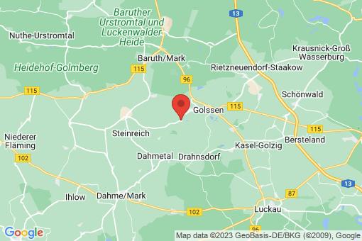 Karte Steinreich Sellendorf