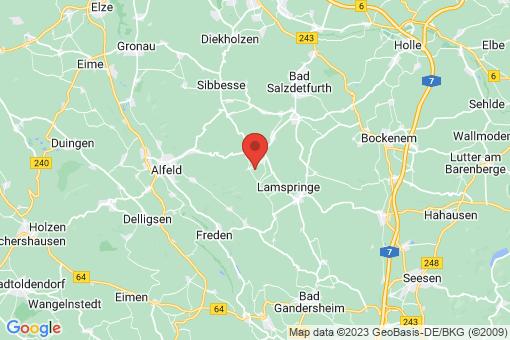 Karte Woltershausen