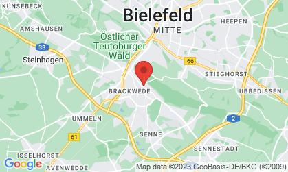 Arbeitsort: Bielefeld