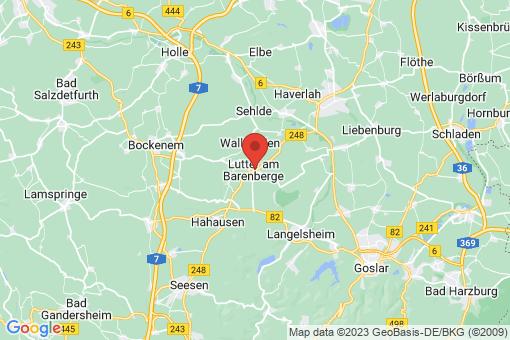 Karte Lutter am Barenberge