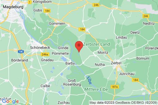 Karte Gödnitz