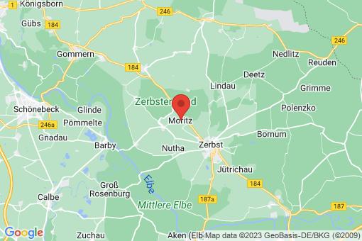 Karte Moritz