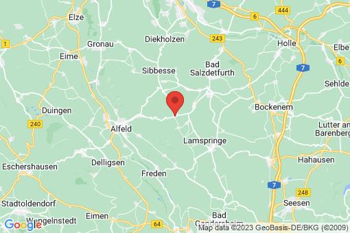 Karte Adenstedt