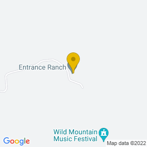 Map to Entrance Ranch, Hinton Ab. provided by Google