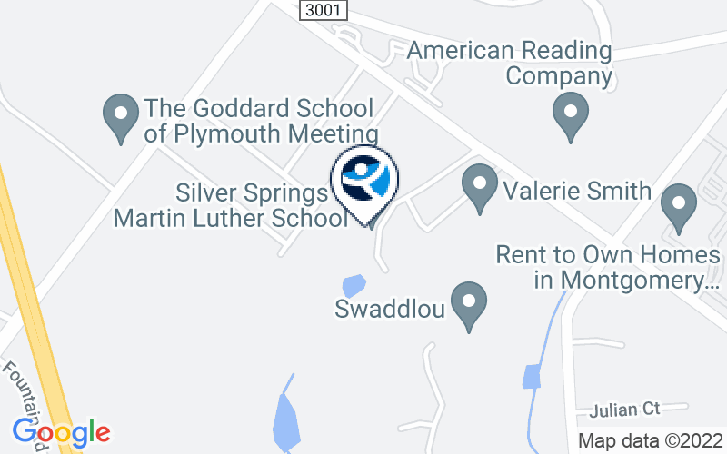 Silver Springs - Martin Luther School Location and Directions