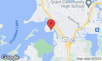Map of 512 Park Avenue FOX LAKE, IL 60020