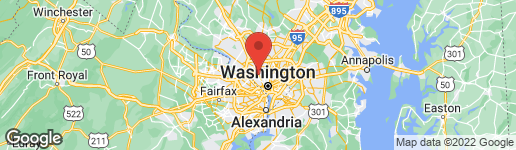 Map of 5123 45TH STREET NW WASHINGTON, DC 20016