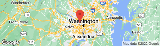 Map of 5137 52ND STREET NW WASHINGTON, DC 20016